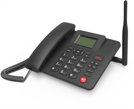 MaxComm 4G LTE Fixed Wireless Phone without WiFi  MW-58