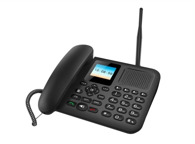 MaxComm 4G LTE Fixed Wireless Phone with WiFi HotSpot MW-72