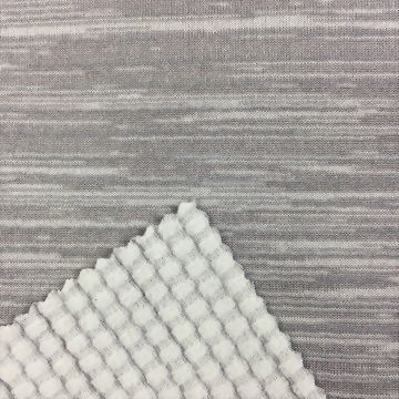Heather brushed 4x4 Jacquard