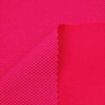 Nylon/Spandex Double Jacquard Fabric
