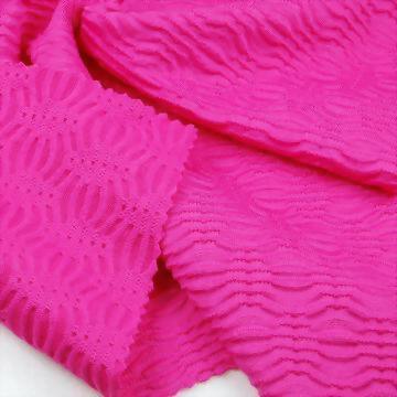 Nylon/Spandex Jacquard Fabric
