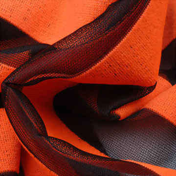 Jacquard Stripe polyester Fabric