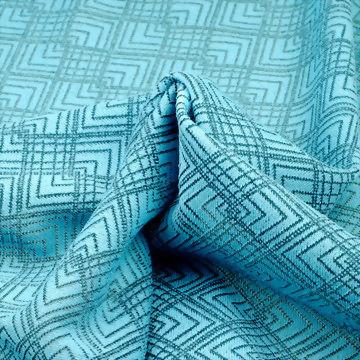 100%Polyester Lightweight Jacquard Fabric