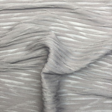 圓編針織緹花布