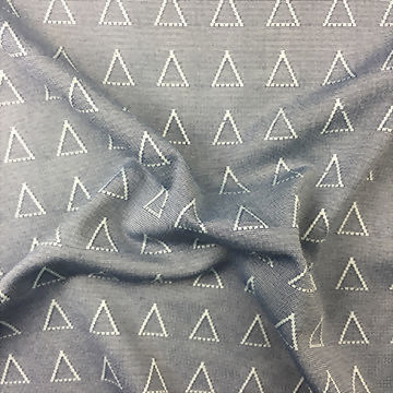 Poly/Spandex Jacquard with Wicking&Anti-bacterial