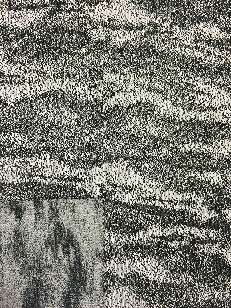 Polyester/Spandex Jacquard