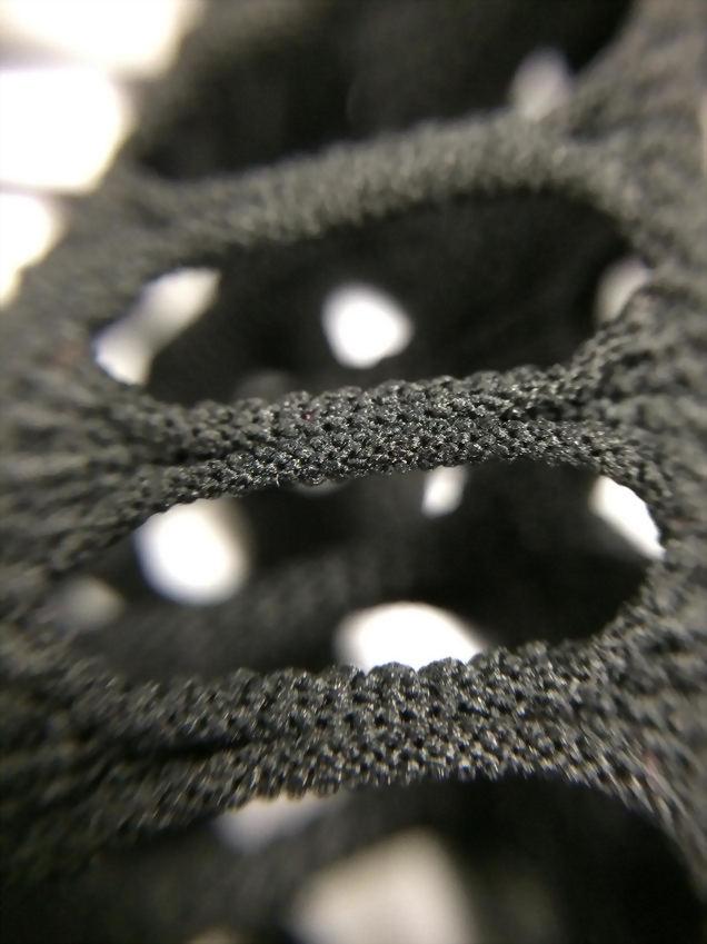 Poly/Spandex Jacquard crochet