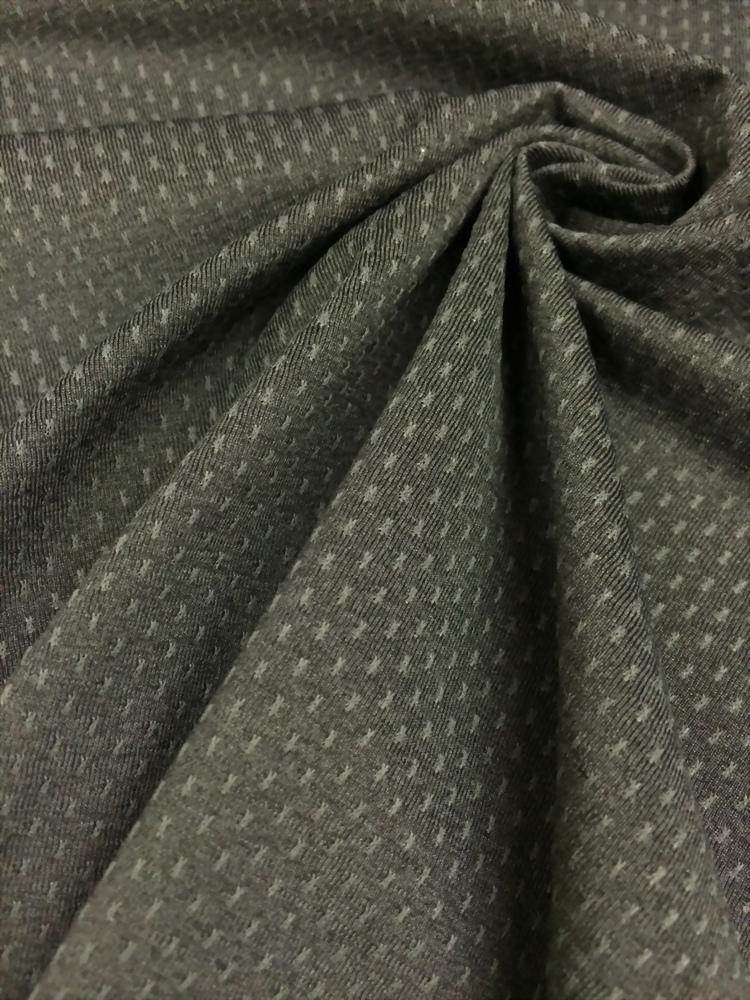 Polyester/Spandex Jersey Jacquard