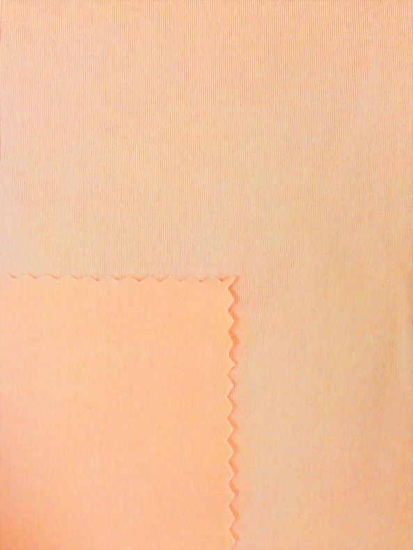 圆编针织单面布