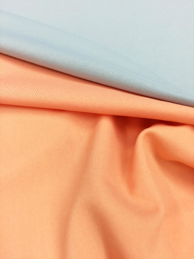 Polyester/Cotton/Rayon/Spandex Knitted Jersey Fabric