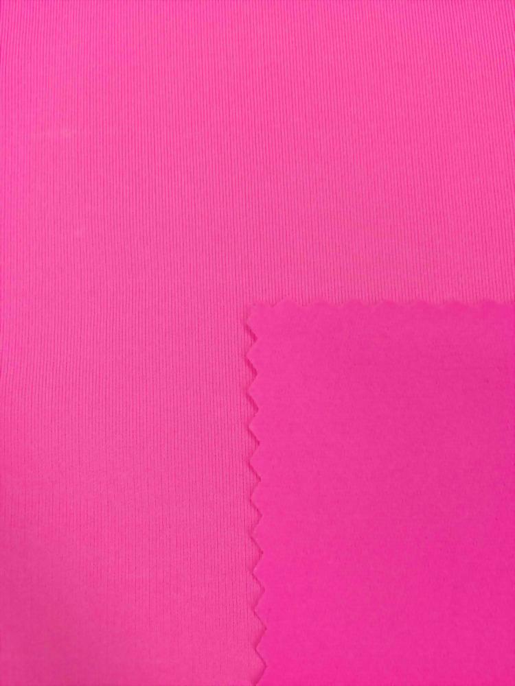 緯編膠原蛋白單面布