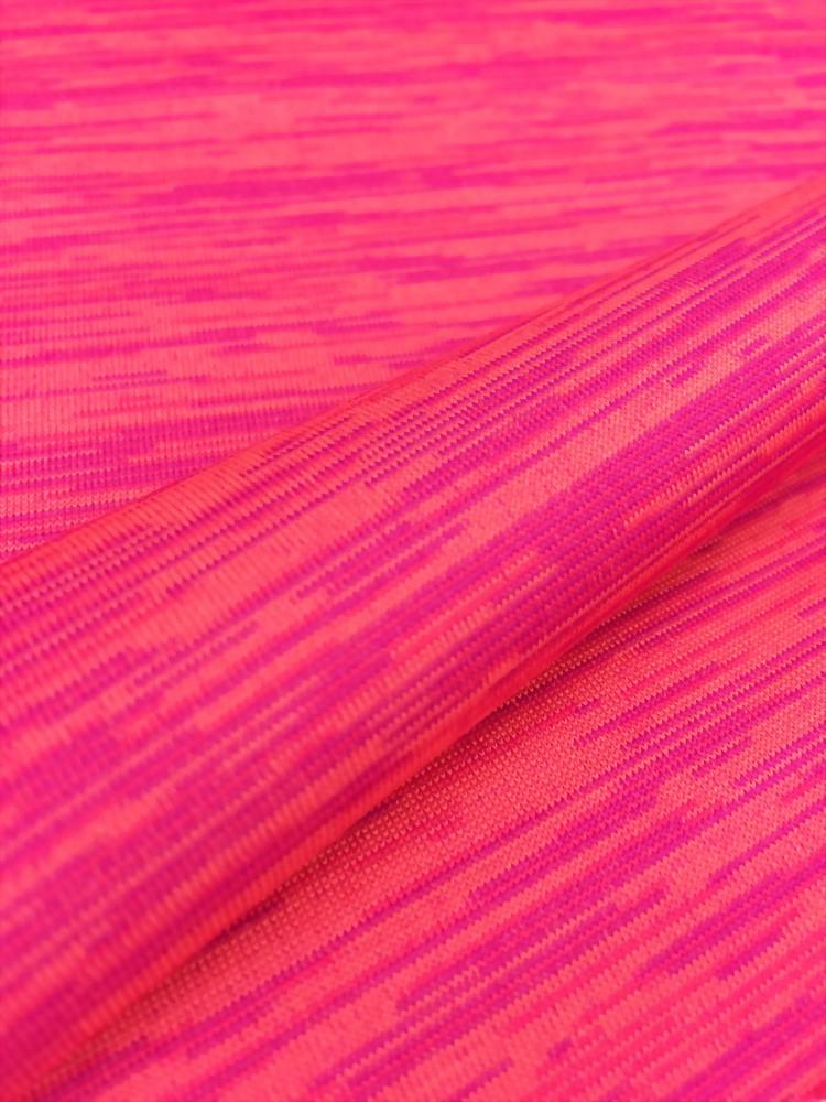 Polyester/Spandex Knitted Jersey yarn dye Fabric