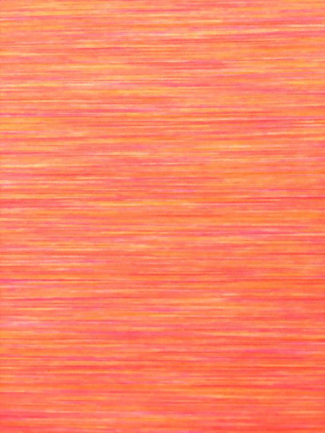 圆编针织色纱单面布
