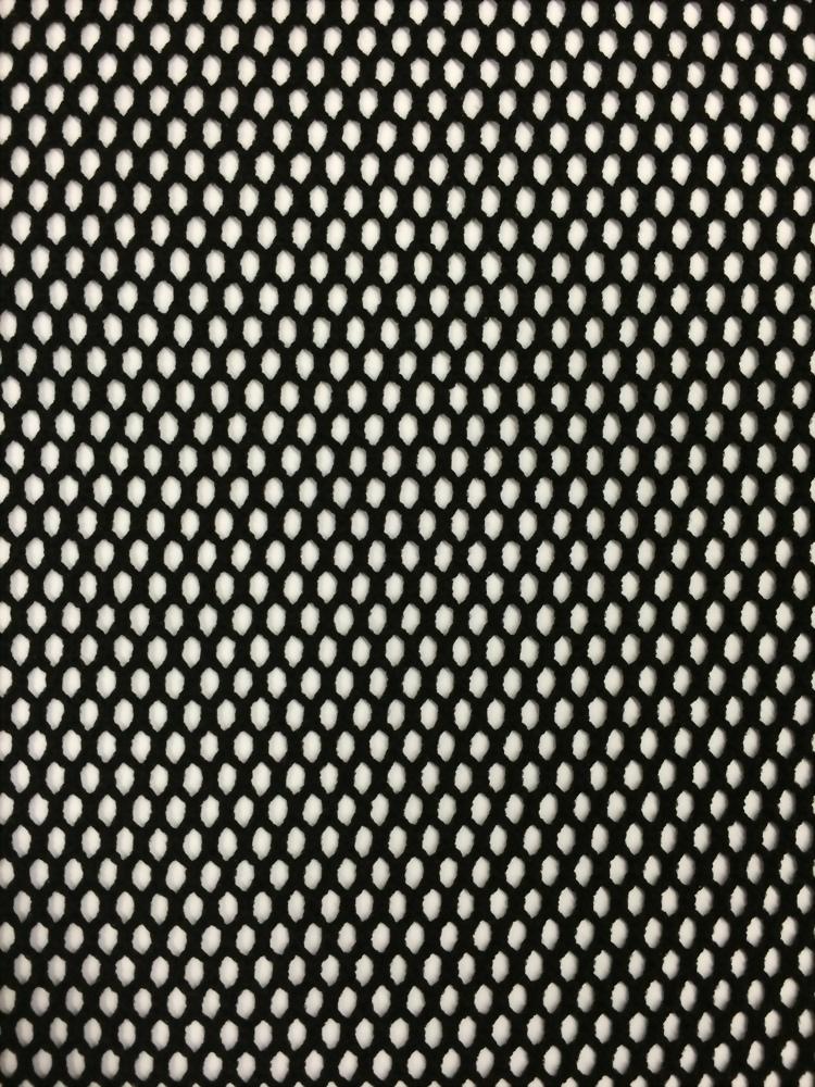 100% Poly tricot mesh