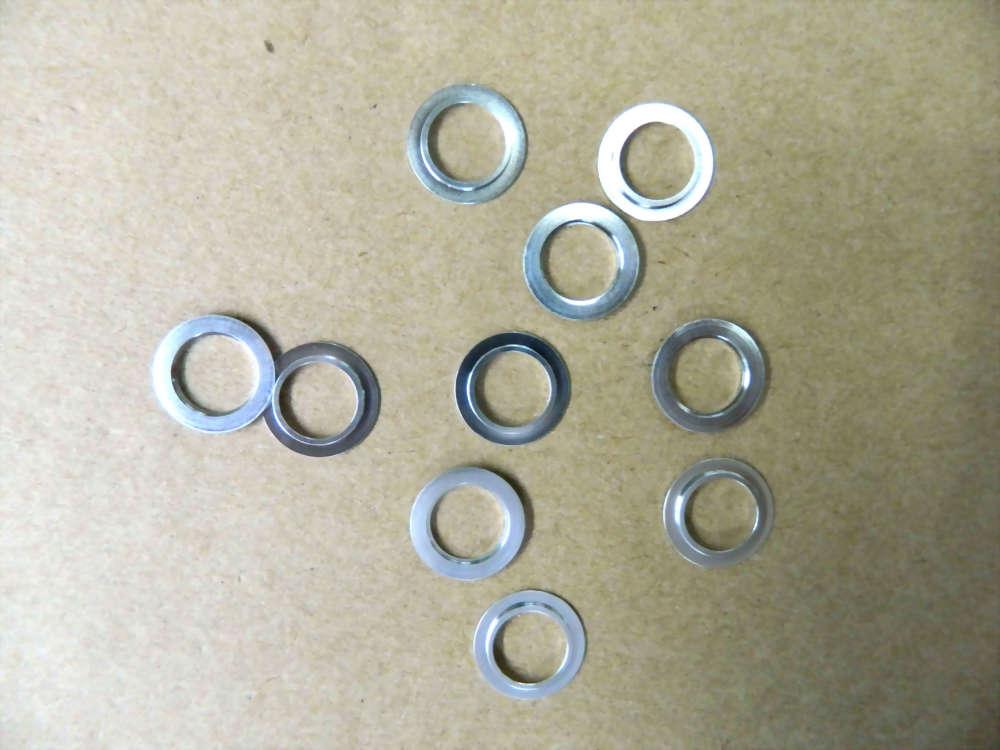 光學鏡頭環、彈性按鍵鋼片