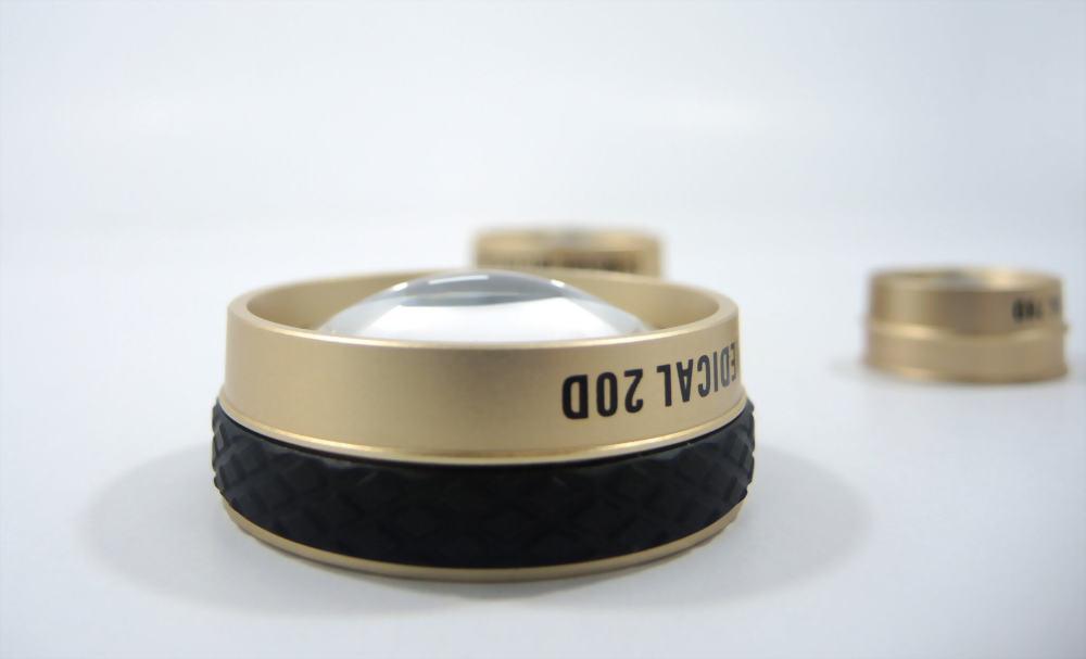光学零组件 - 镜头