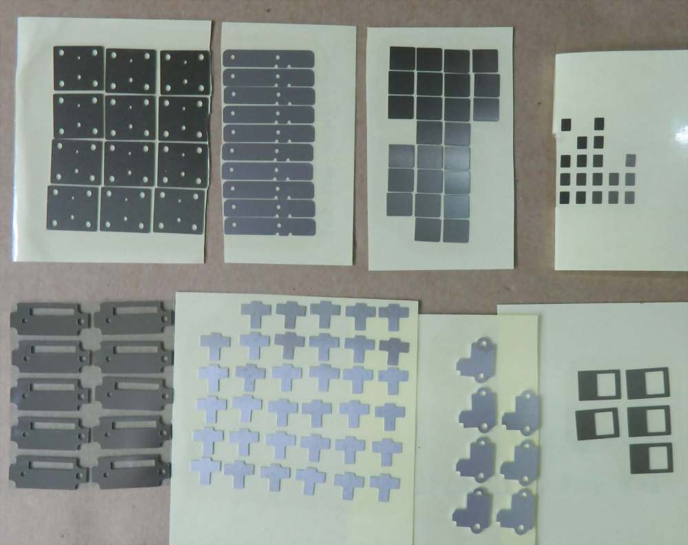 3C product Components-Reinforcement board ( steel )