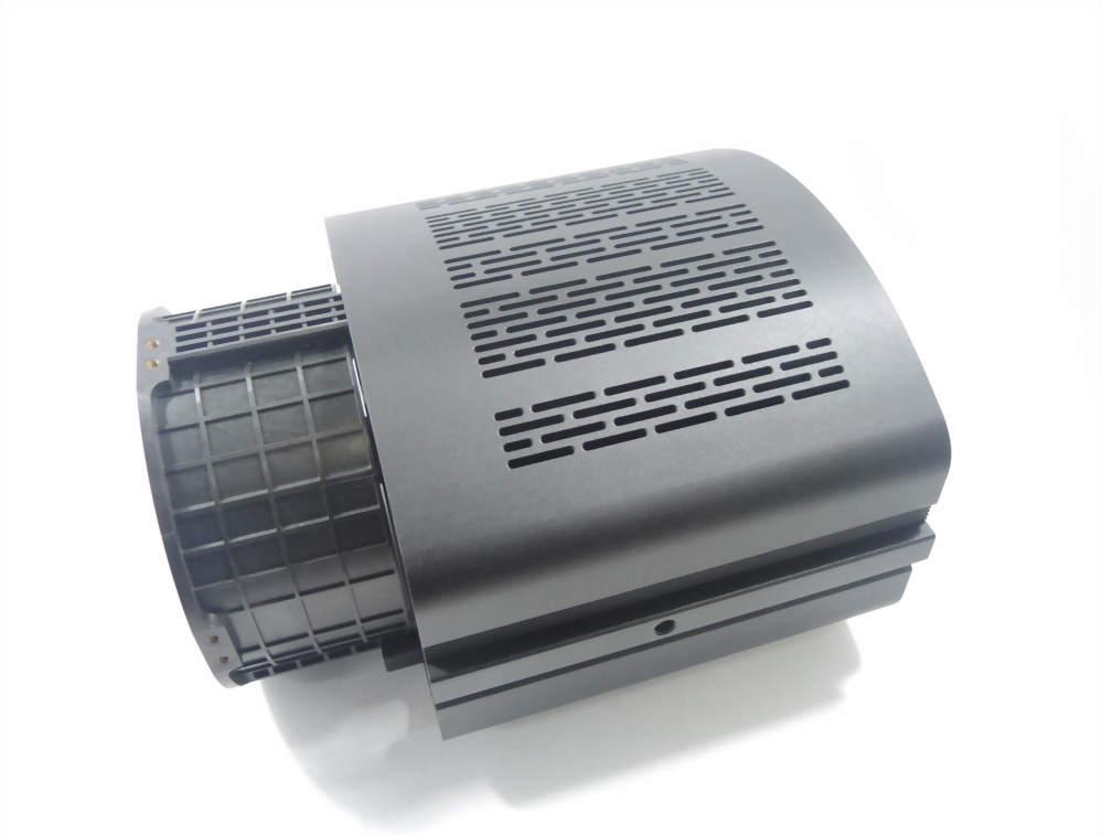 LED燈具機殼散熱器