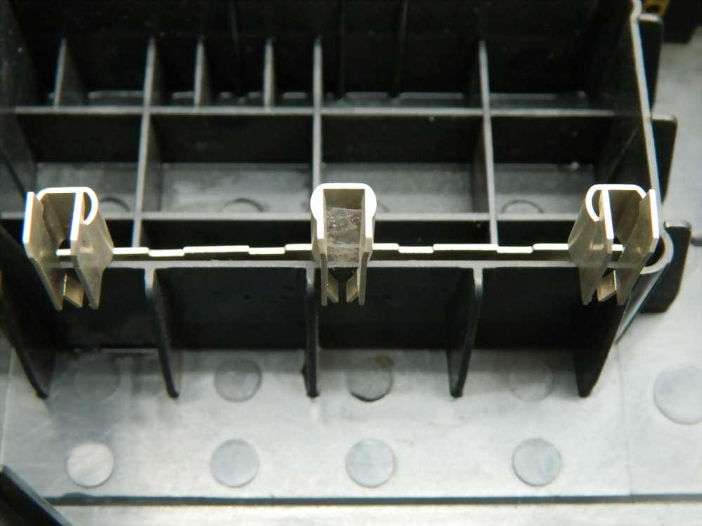 Copper socket parts, shrapnel