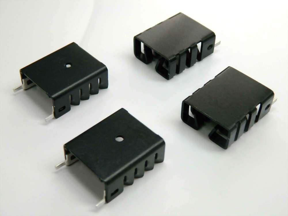 電晶體散熱片