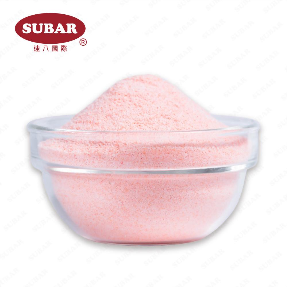 Strawberry Flavoured Powder