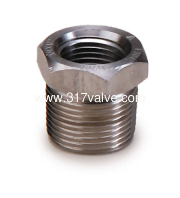 HIGH PRESSURE PIPE FITTING HEXAGON BUSHING (FG-HXBUSH-TH)