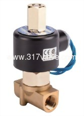 DIRECT-ACTING, CONDUCTIVE AND NORMALLY OPEN SOLENOID VALVE (UD-NO / UDH-NO Series)
