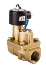 MULTIPLEX, PILOT OPERATED PISTON, CONDUCTIVE AND NORMALLY CLOSED SOLENOID VALVE (UPS Series)
