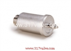 FORGED BRASS AIR RELEASE VALVE  (AV-BC1)