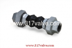 RUBBER EXPANSION JOINT (UNION TYPE) (AMU SERIES)