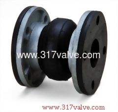 RUBBER EXPANSION JOINT (WIDE-ARCH) (AMS-WA SERIES)