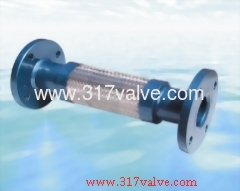 BRAIDED HOSE FLEXIBLE JOINT / COMPENSATOR / FLEXIBLE CONNECTOR (JF-400BW SERIES)