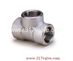 HIGH PRESSURE PIPE FITTING TEE (FG-TEE-SW)