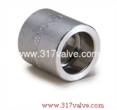 HIGH PRESSURE PIPE FITTING HALF COUPLING (FG-HLCUP-SW)