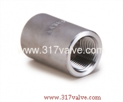 HIGH PRESSURE PIPE FITTING REDUCING COUPLING (FG-RDCUP-TH)