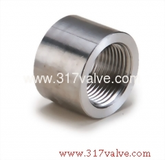 HIGH PRESSURE PIPE FITTING CAP (FG-CAP-TH)