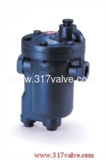 Cast Iron Inverted Bucket Steam Trap (ST-B1/ST-B2)
