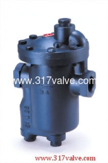 Cast Iron Inverted Bucket Steam Trap (ST-B4)