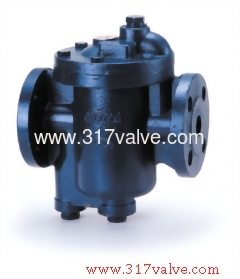 Inverted Bucket Steam Trap Flanged End (ST-B2F)