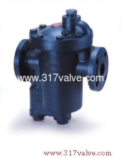 Inverted Bucket Steam Trap Flanged End (ST-B4F)