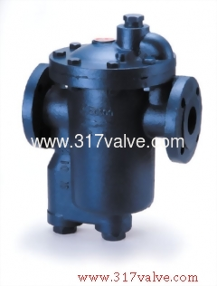 Inverted Bucket Steam Trap Flanged End (ST-B5F)