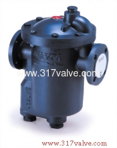 Inverted Bucket Steam Trap Flanged End (ST-B6F)