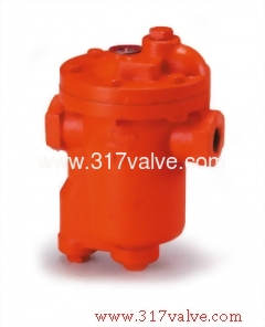 Inverted Bucket Air Trap Screwed End (ST-B2A)