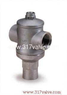 SS304 PRESSURE REDUING VALVE (PR-304S)