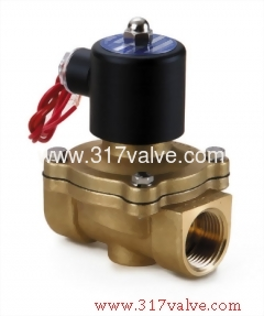 DIRECT, MULTIPLEX, CONNECTED DIAPHRAGM CONDUCTIVE AND NORMLLLY CLOSED SOLENOID VALVE (UW Serie)