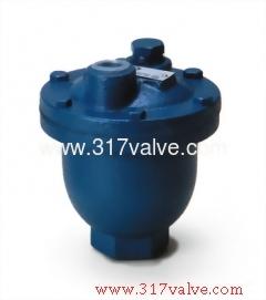 CAST IRON / ST.ST.304 AIR RELEASE VALVE (Automatic Air Vent Valve) (AV-10K/AV-16K/AV-PN16/AV-304)