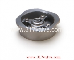 STAINLESS STEEL 316 1-PC WAFER DISC CHECK VALVE (VWC)