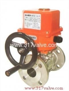 ELECTRIC ACTUATOR (UM-3-1 Direct Mount Series)
