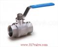 (BV-2P6/BV-2PC/BV-2PM/BV-2PCM) 2-PC INVESTMENT CASTING BALL VALVE (FULL BORE) 1000 WOG