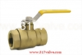 (BG-P33/BG-P34) BRONZE / BRASS BALL VALVE CLASS 600/400
